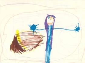 Disegno Di Un Bambino : Valutazione disegni bambini